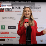 Reportaje EXPO REAL ESTATE Chile