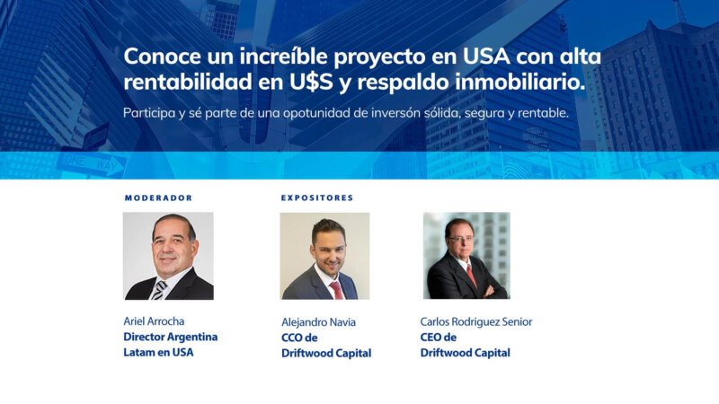Latam en USA Investment Experience Vip
